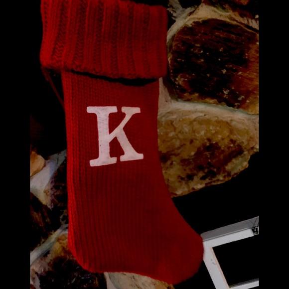 K red stocking